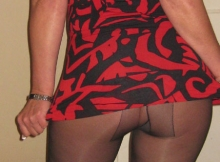 Cougar en collants - Rencontre Toulouse