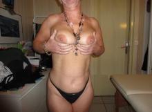 Cougar grosse paire de seins - Femme Toulouse