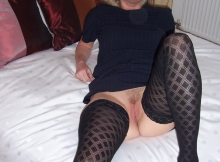 Blonde chatte poilue - Relation sexe