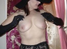 Femme mariée infidèle et sexy