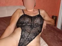 Femme coquine en body sexy - Plan cul Paris