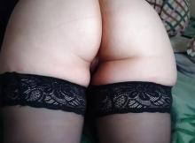Grosse paire de fesses - Salope