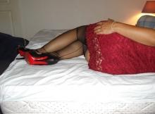 Bas nylon - Rencontre adultère