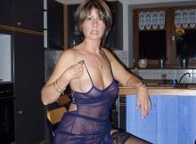 Claudia, cougar de Cannes - Contribution sexy