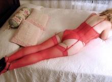 Élise en lingerie sexy - Contribution sexy
