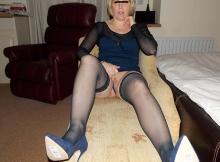 Aurore montre sa culotte - Contribution sexy
