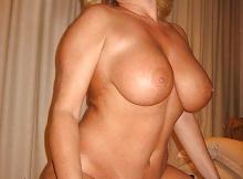 Les gros seins de Marie à Nice - Contribution sexy