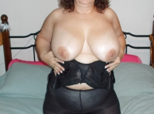 Grosse paire de loches - Femme grosse
