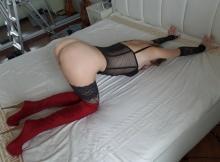 Position de levrette sexy
