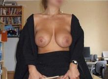 Femme gros seins - Cougar Nice