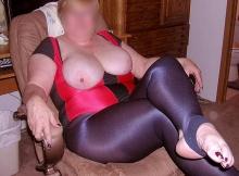 Combinaison moulante - Femme grosse de Lille