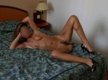 Belle chatte poilue - cougarillo.com