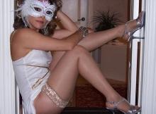 Lingerie - Femme Cougar et libertine sur cougarillo.com