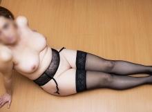Lingerie sexy - Femme libertine Évry