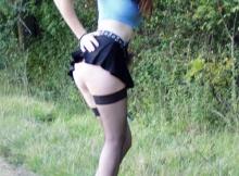 Belles fesses - Policière sexy