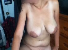 belle poitrine, seins lourds