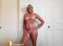 Femme mature nue - Rencontre Cougar Paris