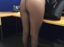 Mon cul en collants sexy et serrés