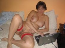 Tchat sur Cougarillo.com en lingerie sexy