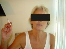 Fume une clope - Cougar Villeurbanne (69)
