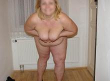 Grosse paire de loches - Femme grosse Créteil