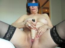 Séance de masturbation perso - Rencontre Cougar Blois