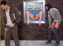 Banque du sperme - Humour sexy