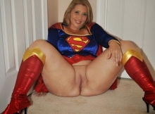 La femme de Superman - Humour sexe