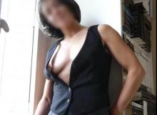 Décolleté seins nus - Cougar Thionville
