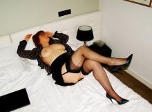 Femme mature sexy de Saint-Nazaire - Rencontre Cougar