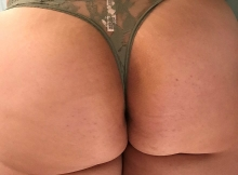 Grosse paire de fesses