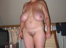 Toute nue - Femme mûre Bordeaux