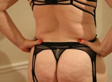 Mes grosses fesses en string