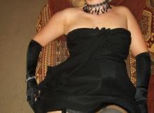 Porte-jarretelle - Femme chaude
