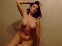 Les beaux seins d'Aliane 36 ans