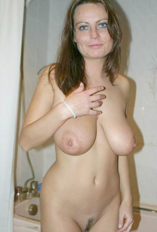 Big boobed single mother groped and fondled