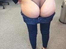 Ma grosse paire de fesses