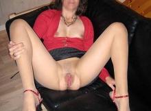 Collants troués - Femme mûre Dijon