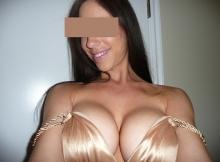 Ma poitrine magnifique - Belle femme Montpellier