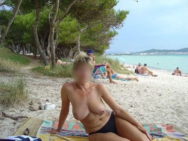 Rencontre plage de la lagune
