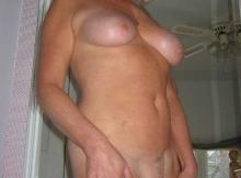 Toute nue - Femme retraitée Toulouse