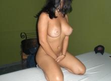 Seins magnifiques - Brésilienne sexy