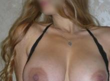 Blonde gros seins ronds