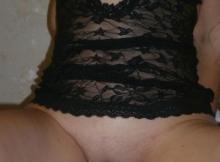 Chatte lisse - Blonde gros seins