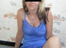 Nuisette bleu électrique - Femme divorcée Lille