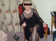 Robe de soirée - Femme libre et retraitée