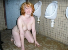 Candaulisme toilette autoroute - Rencontre hard