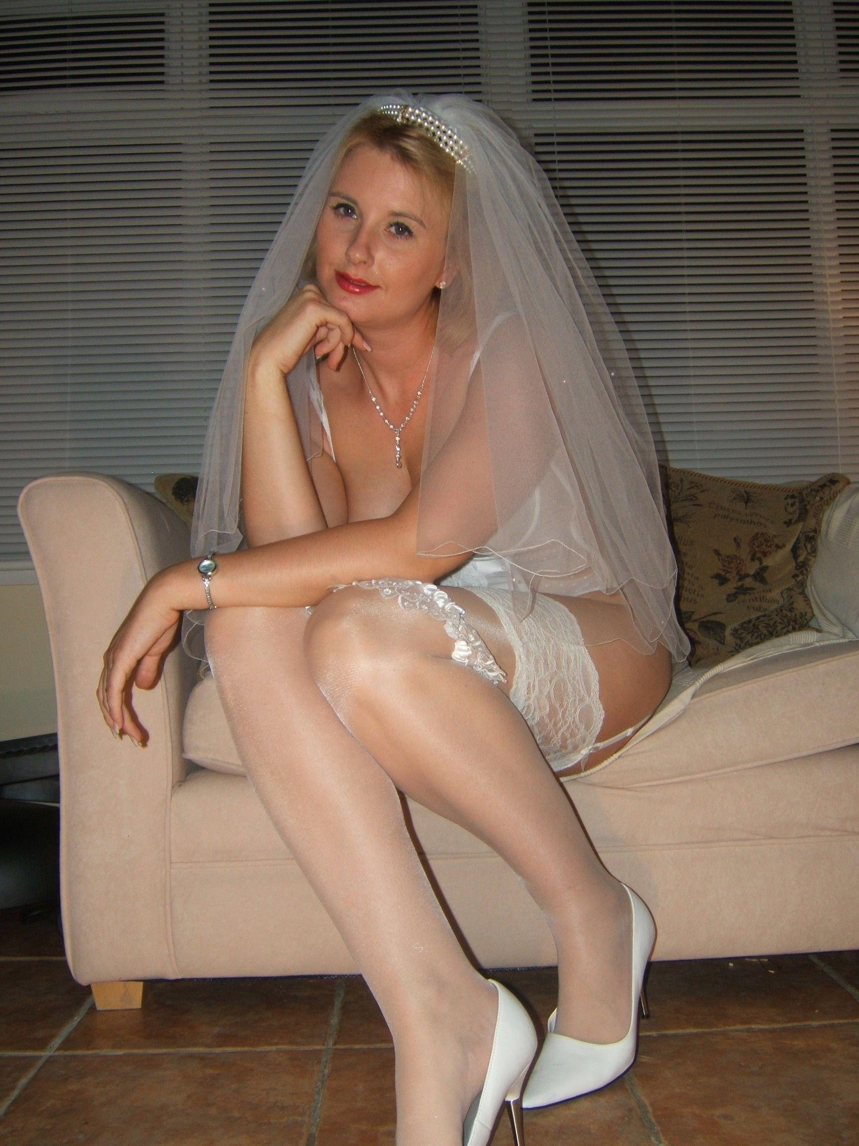 from Dayton blonde slut bride sex