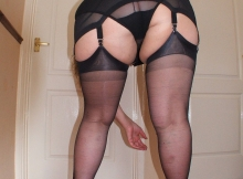 Culotte transparente - Femme infidèle