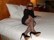 Sexy à l'hôtel - Cougar Paris